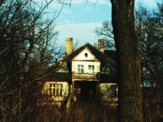 Trzaskowo, manor house, 5.3.1995r