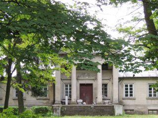 Manor in Zgniłe Błoto
