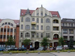 PL, Swinoujscie, pl. Słowiański 3