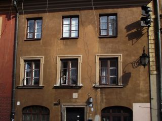 4 Szeroki Dunaj Street in Warsaw