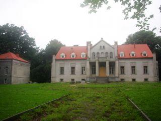 Pałac w Leśnej Jani