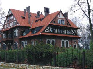 Dom Ludowy - Ostrowy Górnicze (Sosnowiec)