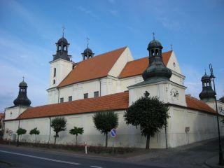 Kościół poklasztorny w Kcyni
