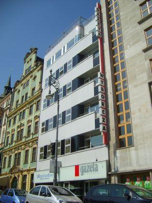 Wrocław, Pl. Solny 2-3 (Gazeta Wyborcza)