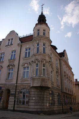 Budynek mieszkalny przy ul. Rynek 14 w Tarnowskich Górach