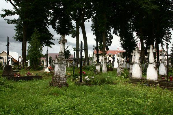 Cmentarz komunalny Horyniec Zdrój