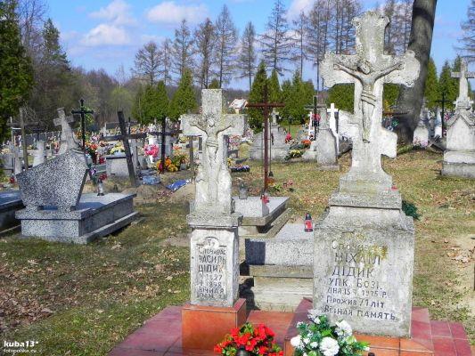 Horyniec-Zdrój, Cmentarz - fotopolska.eu (300117)