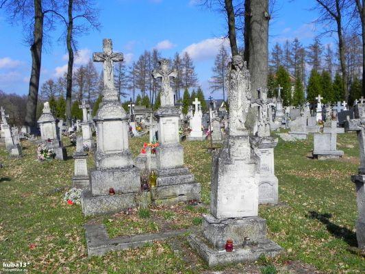 Horyniec-Zdrój, Cmentarz - fotopolska.eu (300120)