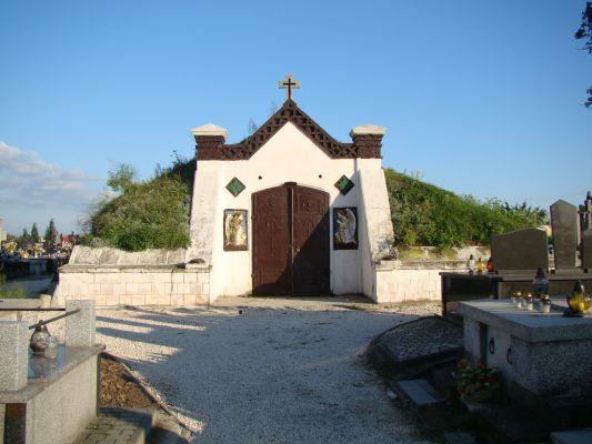 Kapica cmentarna w Obrazowie