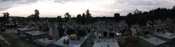 Parish Cemetery, Koprzywnica, Świętokrzyskie Voivodship, PL