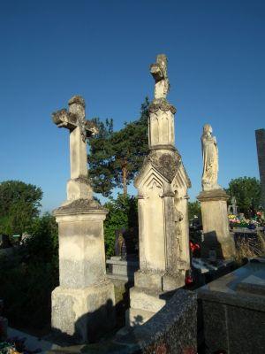 Cmentarz w Ożarowie 6