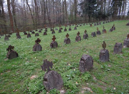 Cmentarz wojenny nr 181 - Siemiechów 3PR3