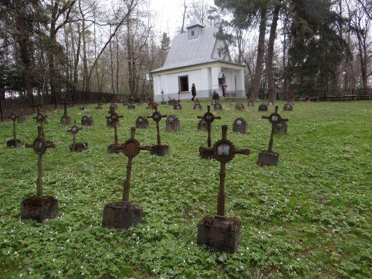 Cmentarz wojenny nr 181 - Siemiechów 5PR3
