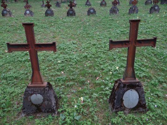 Cmentarz wojenny nr 181 - Siemiechów 6PR3
