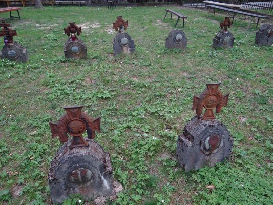 Cmentarz wojenny nr 181 - Siemiechów 8PR3