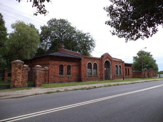 Tarnowskie Góry - żydowski dom przedpogrzebowy
