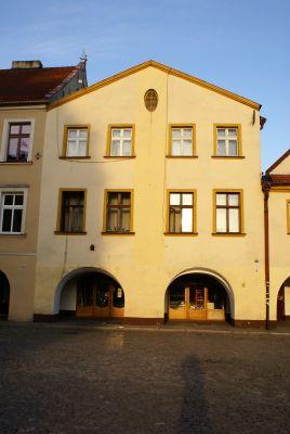 Budynek mieszkalny przy tarnogórskim rynku, MTK