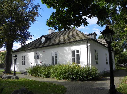 Dwór Skarbka w Grodzisku Mazowieckim