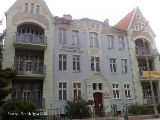 21 Armii Krajowej Street in Nysa, Poland