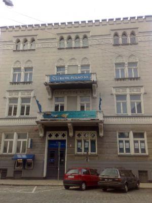 1 Marcinkowskiego Street in Nysa, Poland