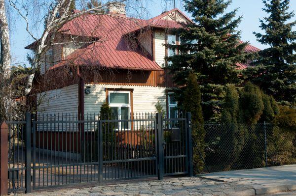 Dom - Legionowo ul. Reymonta 24 (zabytek)