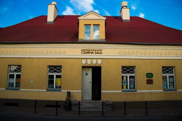 Czarna Sala na ul. Słowiańskiej 13 w Kwidzynie
