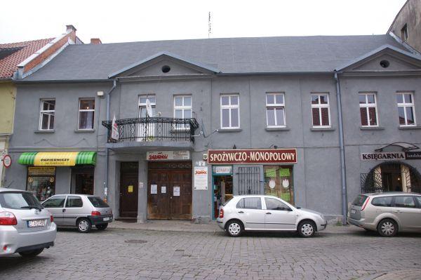 Budynek mieszkalny przy ul. Zamkowej 2 w Tarnowskich Górach