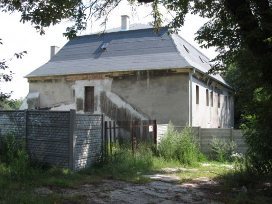 Gliwice, dawny dwór, ul. Dworska 10d (1)