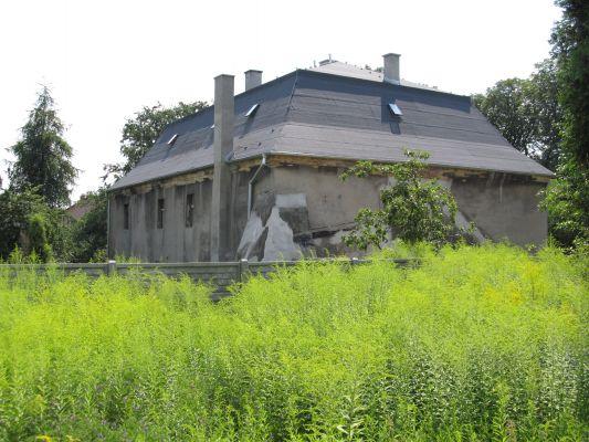 Gliwice, dawny dwór, ul. Dworska 10d (2)