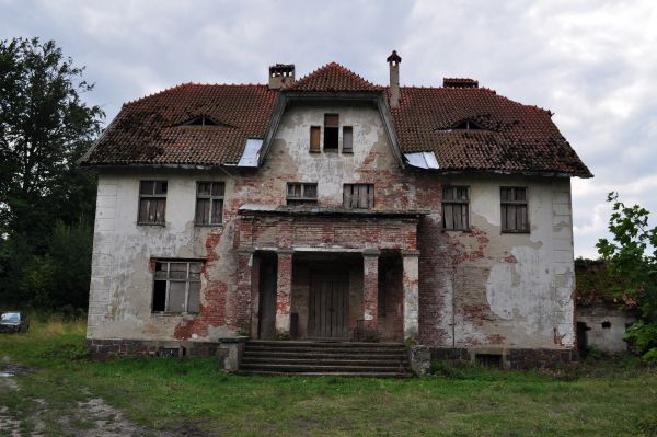 Elbląg, Witkiewicza 31, dwór