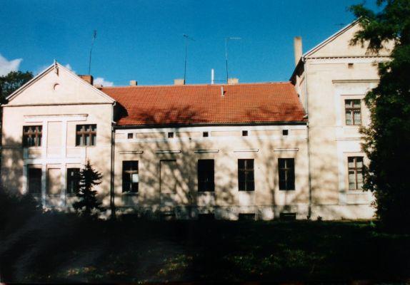 Herrenhaus Tupadły
