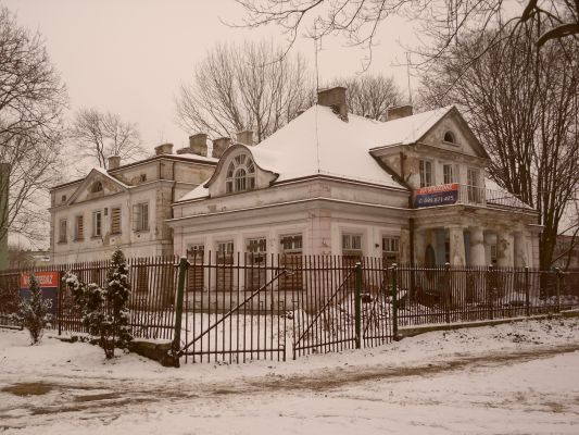 Dwór w Chodakowie