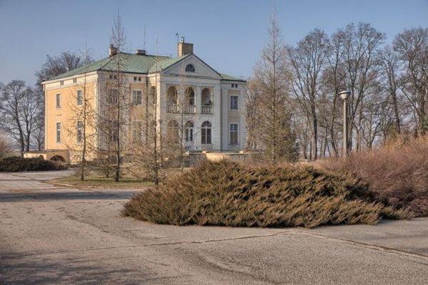 Piotrkowice dwór Rutkowskich