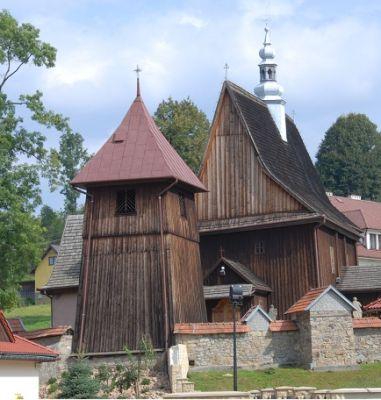Zespół kościoła parafialnego