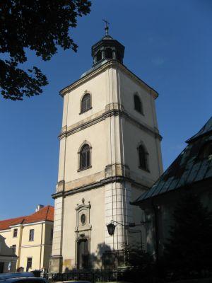 Sandomierz Katedra Dzwonnica