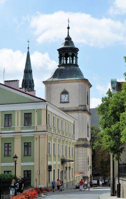 PL - Sandomierz - Dom księży emerytów, dzwonnica - 2012-08-18--11-10-30-01
