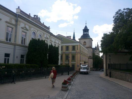 Dzwonnica w Sandomierzu