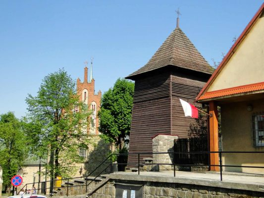 Church of the Nativity of the Virgin Mary in Czchów