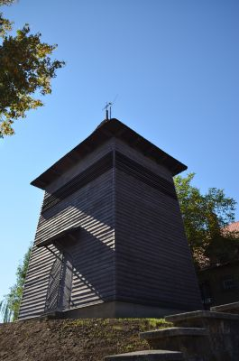 Czchów, dzwonnica, XVIII 3