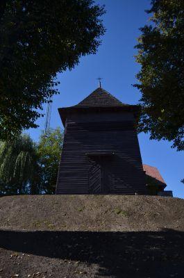 Czchów, dzwonnica, XVIII 1