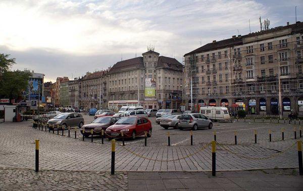 Hotel Piast ul Piłsudskiego - foto B Maliszewska