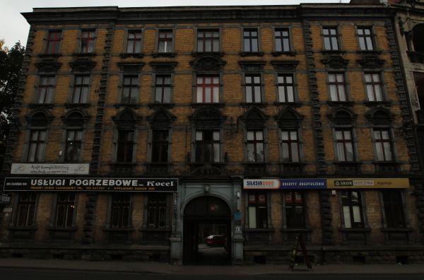 Kamienica Chorzów ul. Dąbrowskiego 11