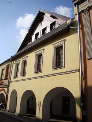 Tarnowskie Góry, dom, Gliwicka 3 03