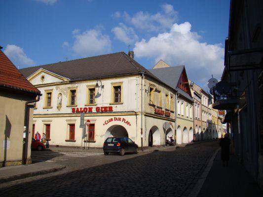 Tarnowskie Góry, dom, Gliwicka 5 03