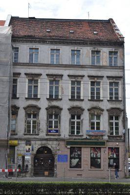 Kamienica ul. Kazimierza Wielkiego 39 Wrocław (01)