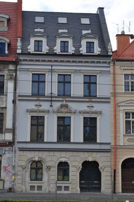 Kamienica ul. Kazimierza Wielkiego 43 Wrocław (01)