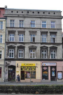 Kamienica ul. Kazimierza Wielkiego 47 Wrocław (01)