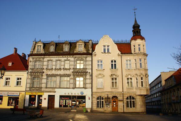 Budynek mieszkalno-usługowy przy tarnogórskim rynku, MTK