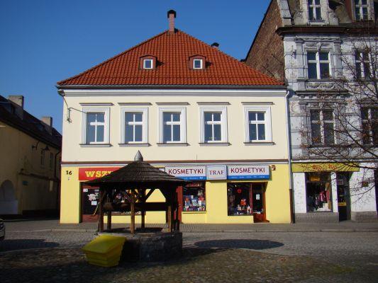 Tarnowskie Góry, dom Rynek 16 03