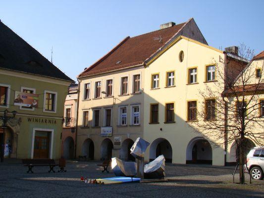 Tarnowskie Góry, dom Rynek 18 05